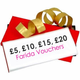 Farida Dance Vouchers
