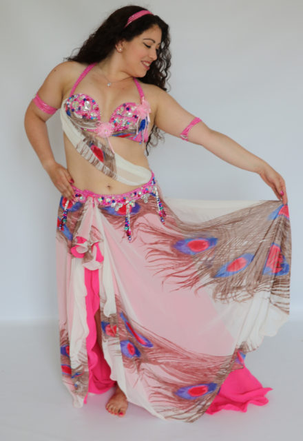 Hanan Wraparound Skirt Belly Dance Costumes