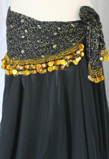 Glittery Zena Belts