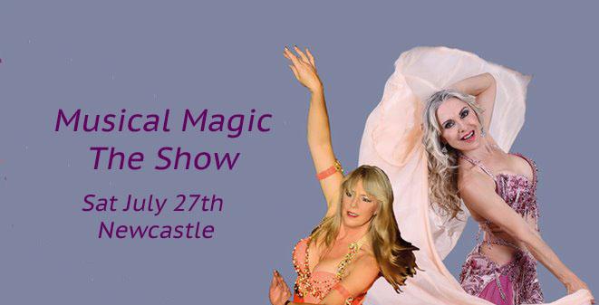Musical Magic Show