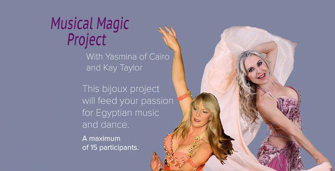 Musical Magic Project with Yasmina and Kay