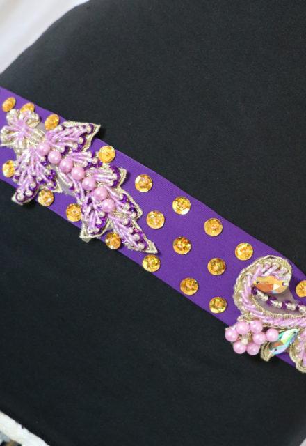 Jeweled Belts