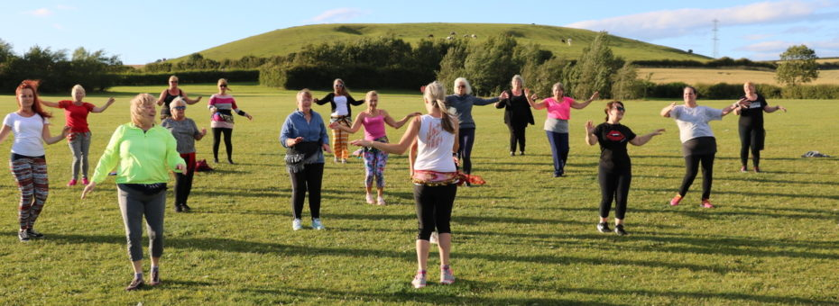 Shimmy Camp Fitness 26th April