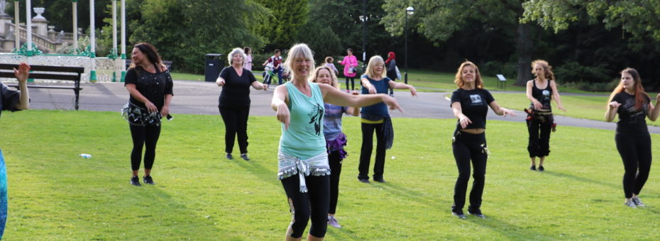 Shimmy Camp Fitness 31st August