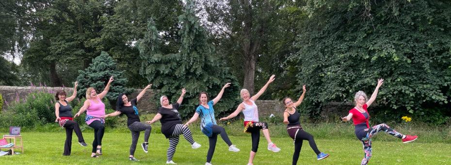 Shimmy Camp Fitness 21st September